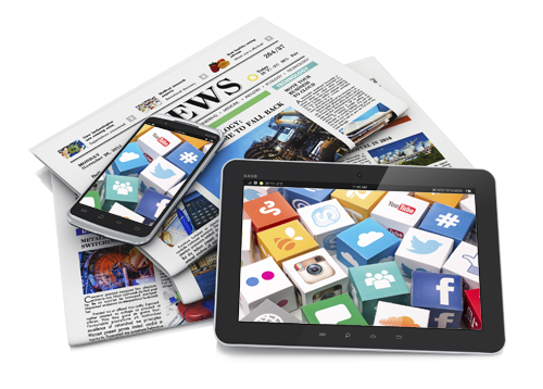 social tablet